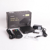 ATOM 108AM SMART_BOX/ULTRA_HD/SMART_TV(Android 7.1/1G/8Gb)