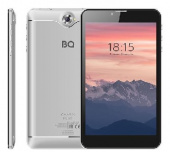 "BQ-7040G CHARM PLUS SILVER (7"", 1280*800, IPS, 4*1.3GHZ, 2+16Гб, 2800MAH, GPS, 8.0)"