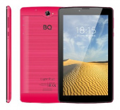 "BQ-7038G LIGHT PLUS RED (7"", 1024*600, TN, 4*1.3GHZ, 2+16Гб, 2400, GPS, 9.0)"