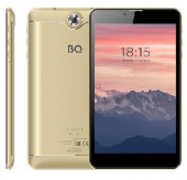 "BQ-7040G CHARM PLUS GOLD (7"", 1280*800, IPS, 4*1.3GHZ, 2+16Гб, 2800MAH, GPS, 8.0)"